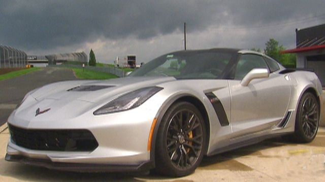 2015 Corvette Z06 Review:  Most powerful Corvette ever