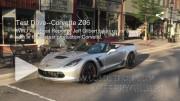 Test Drive – 2015 Corvette Z06 Convertible