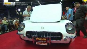 Mecum Auctions: 1953 Chevrolet Corvette Roadster
