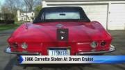 1966 Corvette convertible stolen during Dream Cruise in Birmingham, Michigan