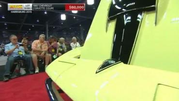 Mecum Auctions Harrisburg: 1967 Corvette