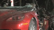 2010 Corvette ZR1 Goes Up in Flames in Pennsylvania