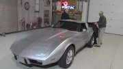 GM Restores Stolen Corvette Returned to Owner
