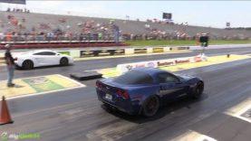 Gnarly Sounding C6 Corvette Z06 Takes Down Gallardo, Hellcat, GT-R