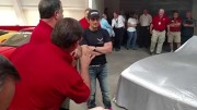 "Rick Hendrick's restored ""1st Corvette"" and Brad Paisley talks about his Z06"