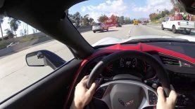 2015 Chevrolet Corvette Z06 – WR TV POV City Drive