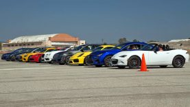 2016 C7 Corvette Z06 Takes The Win In World's Greatest Drag Race Five