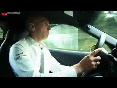 Corvette ZR1 Autobahn Shakedown
