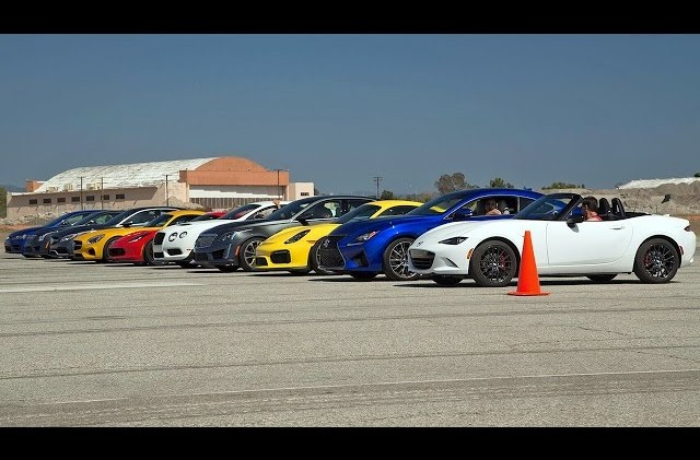 2016 C7 Corvette Z06 Takes The Win In World's Greatest Drag Race Five
