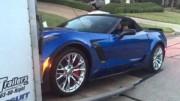 Jerry's Corvette; Kimmel Challenge