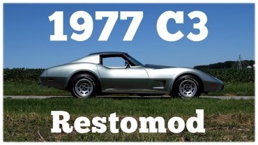 Regular Car Reviews: 1977 Chevrolet Corvette C3 Restomod