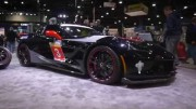 Chevrolet Performance Strong on Stingrays – 2015 SEMA Show
