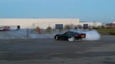 C6 Corvette Owner Makes His Car Completely Remote Controllable
