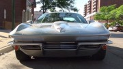 Karl Kustom 1963 Corvette driving