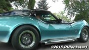 Million Dollar Corvette: Baldwin Motion Corvette Maco