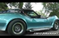 Million Dollar Corvette: Baldwin Motion Corvette Maco