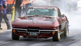 1965 Stingray Corvette from FINLAND – Drag Week 2015!