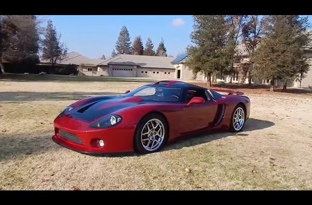 2011 Factory Five GTM Corvette Z06 LS6 SuperCar