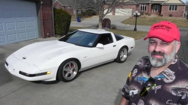 'Scary fast' Corvette is still a dependable street car