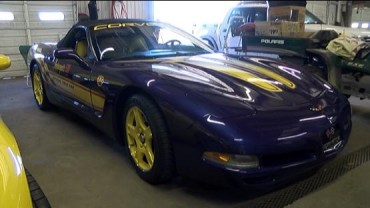What do you do for retirement? Collect Corvettes, of course