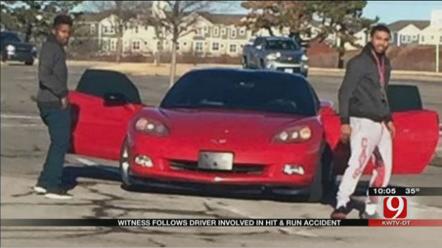 Oklahoma Hit And Run Corvette Crash Leaves Single Dad Fuming