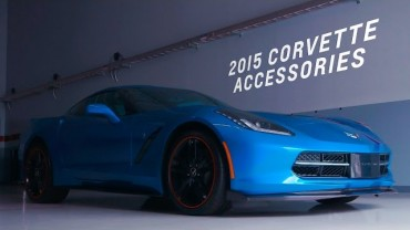 Jimmie Johnson Specs out a 2016 Corvette with Corvette Accessories