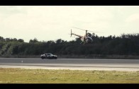 Electric Corvette sets mile record at 186.8 MPH