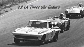 First-Ever 1963 Z06 Corvette Stingray – Dave MacDonald Picks Up And Then Races Z06 #684 At Riverside