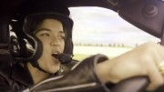 Riding Shotgun with Michelle Rodriguez: C6 Corvette