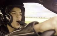 Riding Shotgun with Michelle Rodriguez: C6 Corvette