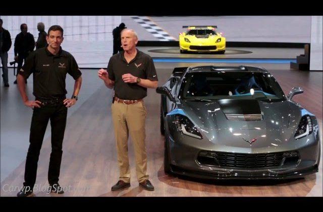 Geneva Chevrolet Corvette Grand Sport 2017 6.2 LT1 V8 460 cv