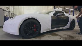 Unwrapping my Dream Car // 2016 Corvette Stingray