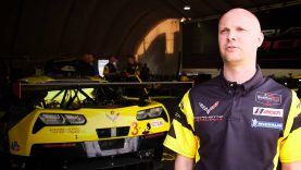 Corvette Racing Lessons and Technology Trickle Down to the Corvette on the Street