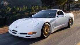 Modified LS3 C5 Corvette – One Take