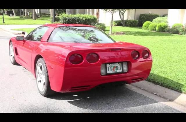 Mark's Corvette with 710,000 miles.  Possibly most mileage on any Corvette in the world