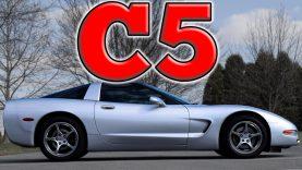 Regular Car Reviews: 2001 Chevrolet Corvette C5