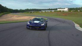 Corvette Grand Sport: On-Track with Oliver Gavin | Chevrolet