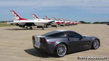 C6 Corvette ZR1 vs Buick Grand National