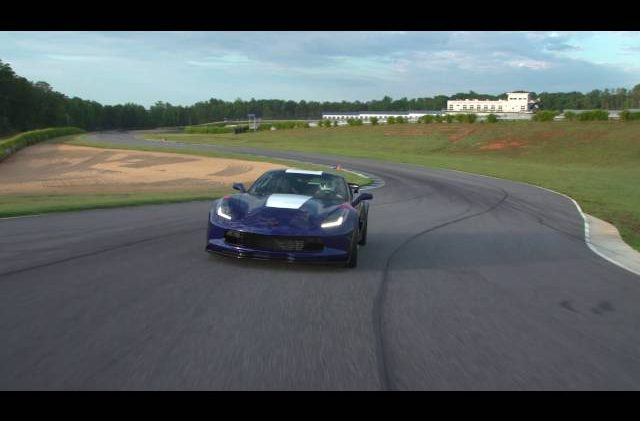 Corvette Grand Sport: On-Track with Oliver Gavin | Chevrolet