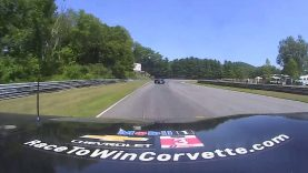 Take An Onboard Lap Of Lime Rock Park With Corvette Racing's Jan Magnussen
