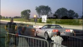 Watch A Driver Destroy A C6 Corvette ZR1 Clutch At The Dragstrip