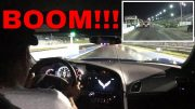 Rear End Failure Using Launch Control! – 2016 C7 Corvette Z51 Manual