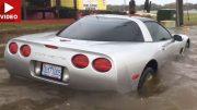 Hurricane Matthew Claims the Life of a C5 Corvette
