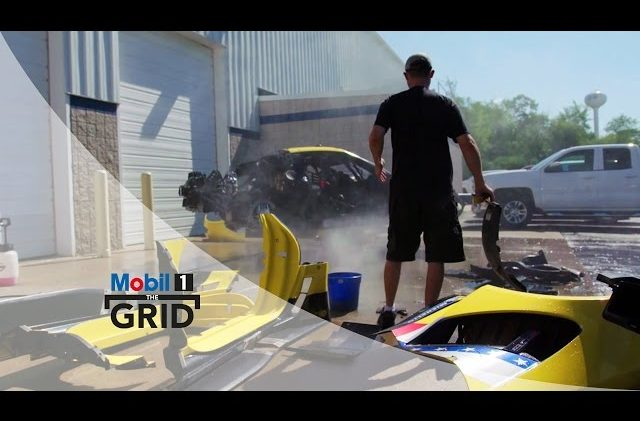 Teardown – Post-Race Preparation With Corvette Racing | Mobil 1 The Grid