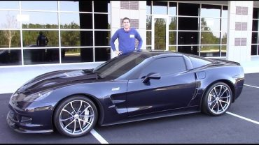 Is The C6 Corvette ZR1 Really Worth $100,000?
