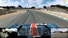 2013 Reunion – Race Group 5A – Car #3 (1963 Corvette Grand Sport) | Aug. 17, 2013
