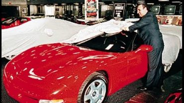 C5 Corvette Building The Fifth Generation Corvette VHS Movie