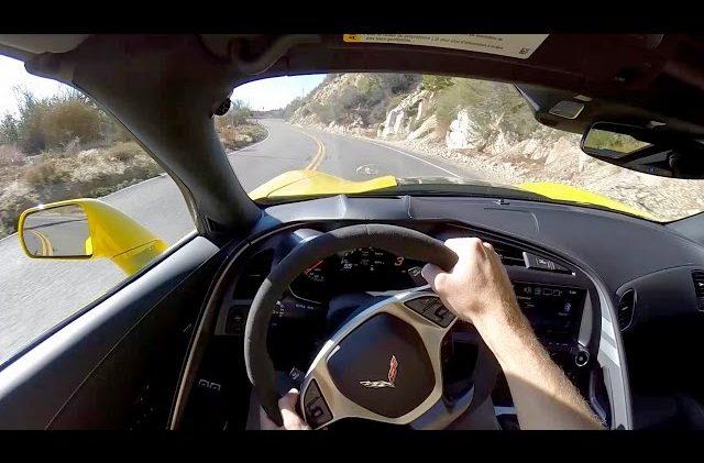 2017 Chevrolet Corvette Grand Sport POV Test Drive