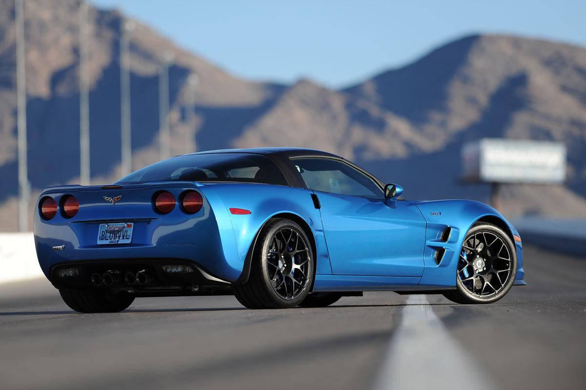 C6 Corvette Videos