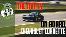 Feel The Brutality of Vintage Racing In This 1969 Corvette Onboard Film at Road Atlanta